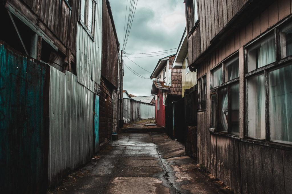 puerto montt travel blog street