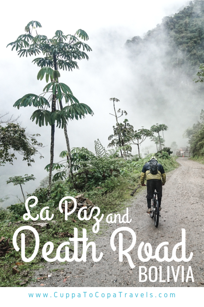 How to book a death road tour La paz bolivia travel guide