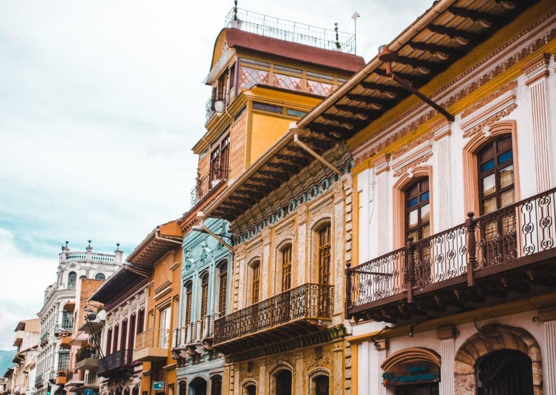 cuenca ecuador city south colonial trip travel peru south america latin architecture