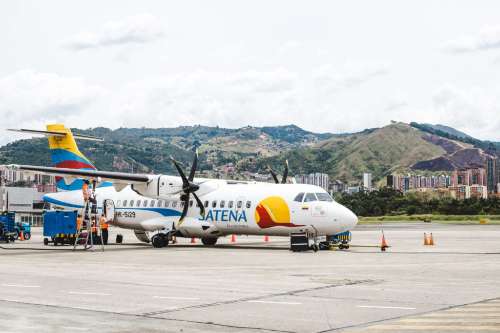 satena airlines tips for colombia travel safety airplane flights