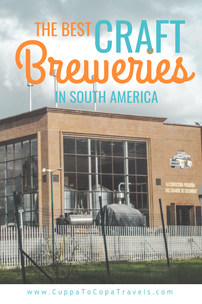 Best Craft Breweries in South America | Beer blog | BBC Bogotá Beer Company Cerveza | The Beer Guide | Travel guides by Cuppa to Copa Travels