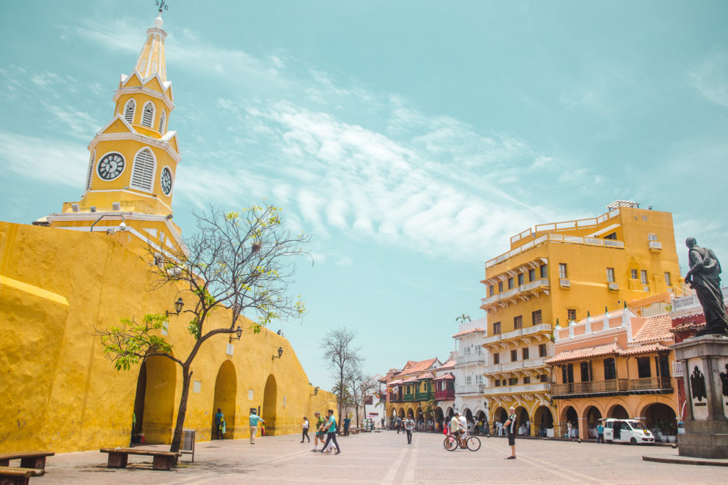 A guide to Cartagena, Colombia   South America Travel guides by Cuppa to Copa Travels