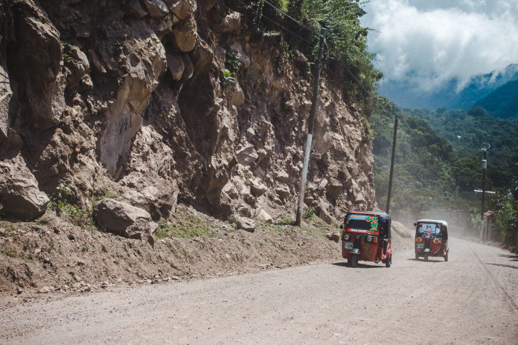 Tuktuk in San Juan | A Guide to the towns of of Lake Atitlán, Guatemala | Latin America travel by Cuppa to Copa Travels