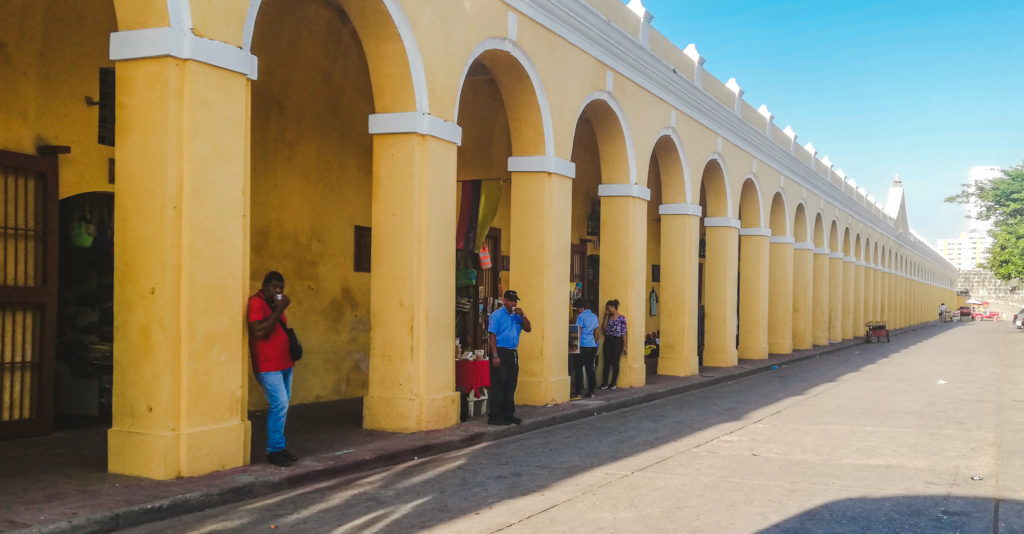 Shoping Muelles   A Guide to Cartagena de Indias, Colombia   South America Travel Guides by Cuppa to Copa Travels