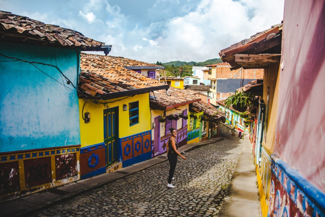 2 weeks Colombia itinerary: whistlestop all-rounder tour | Key places to visit in a 2 week trip to Colombia