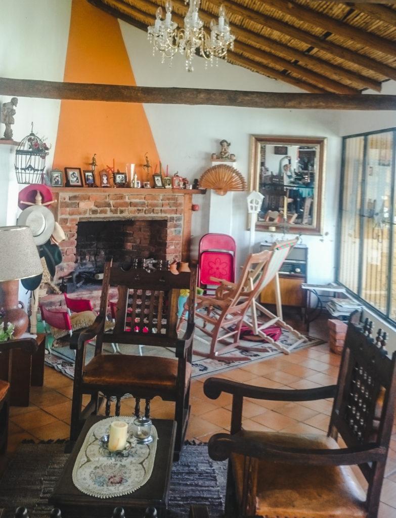 La Golondrinas Hotel B&B where to stay Villa de Leyva, Colombia | Bogotá breaks | traditional Colombian town pueblo | Travel guides by Cuppa to Copa Travels