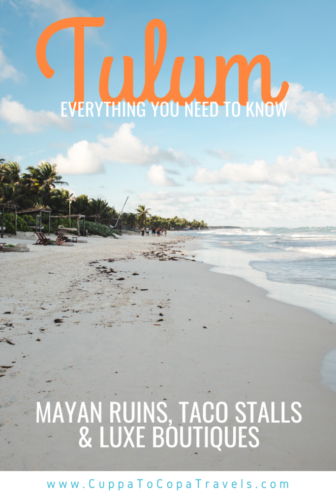 how to see the tulum ruins and when's the best time to go | ancient mayan ruins tulum mexico