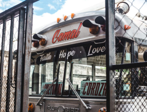 How to survive chicken buses in Belize: safety and staying comfortable bus travel