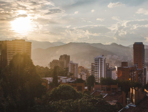 El Poblado Medellín colombia | top destinations in Latin America to spend christmas money 2020 good value for money travel