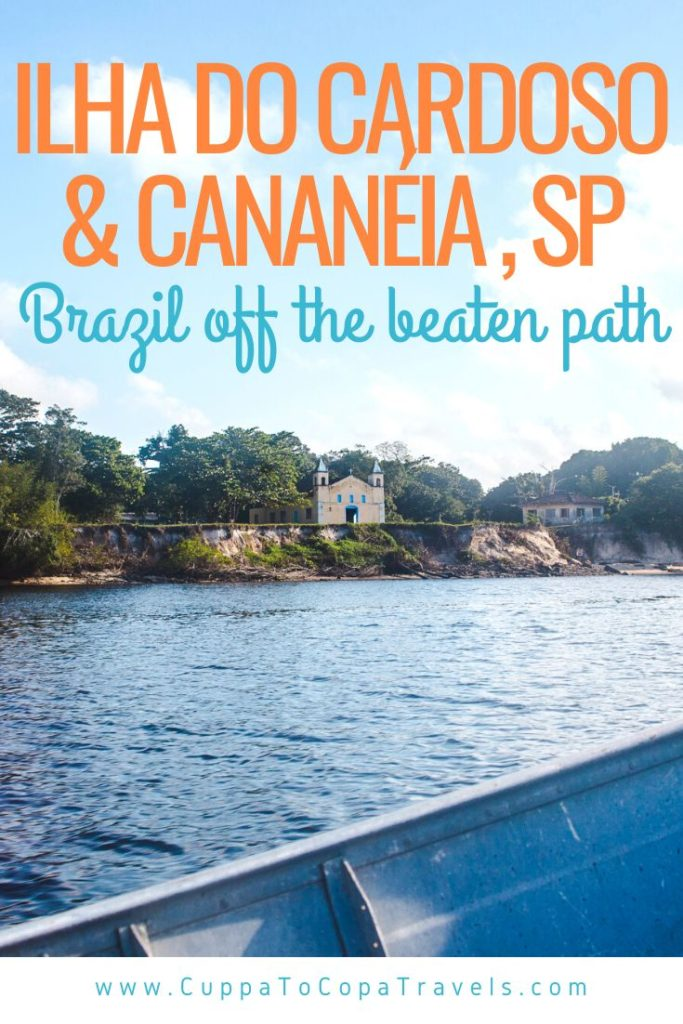 Cananeia ilha do cardoso trails brazil hiking cananeia