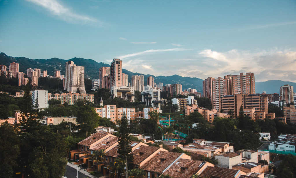 Gentrification Medellin cost of living in Colombia